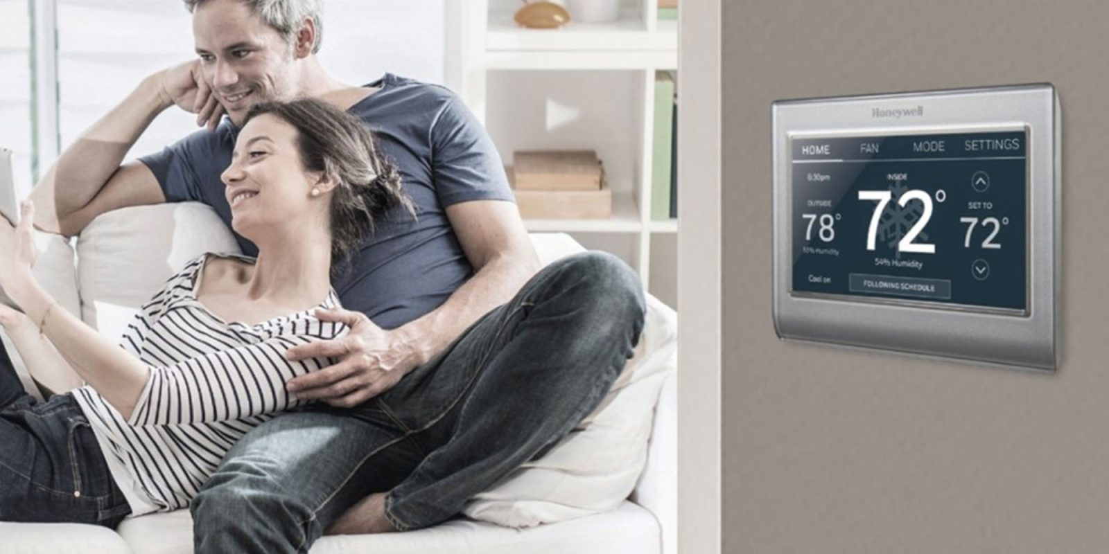 Honeywell's Smart Color Thermostat drops to $140 shipped (Reg. $200)