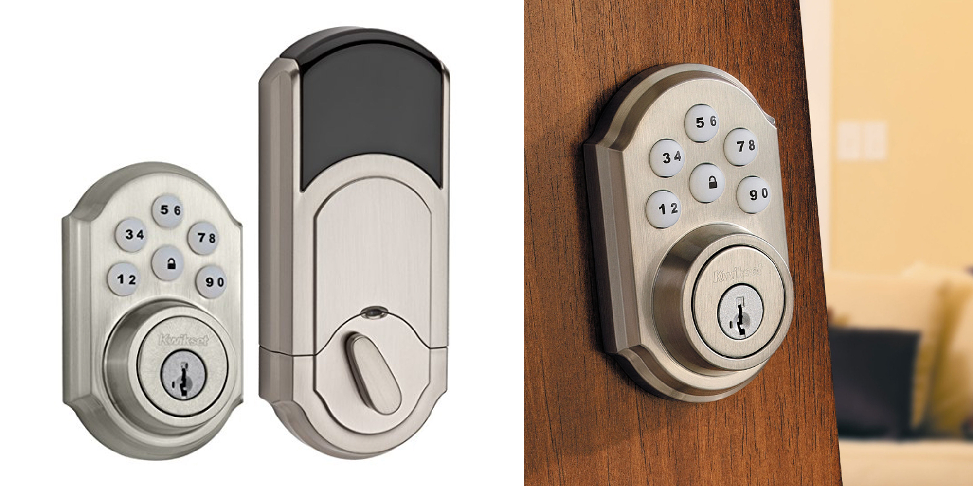 Flipboard Kwikset S Z Wave Deadbolt Is Down To Its Lowest