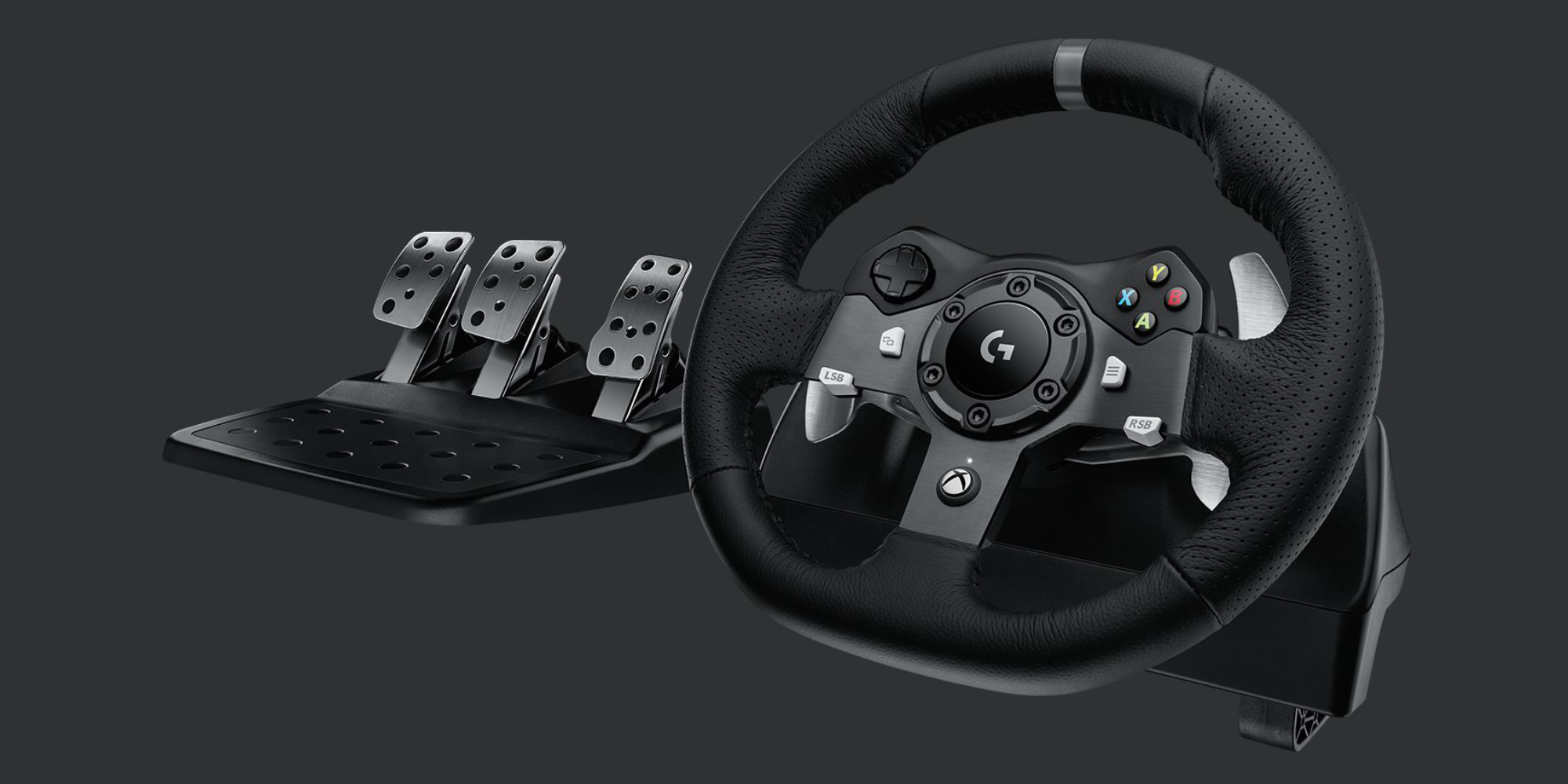 Step into the driver's seat with Logitech's G920 Xbox One Racing Wheel: $200 (Reg. $245+)