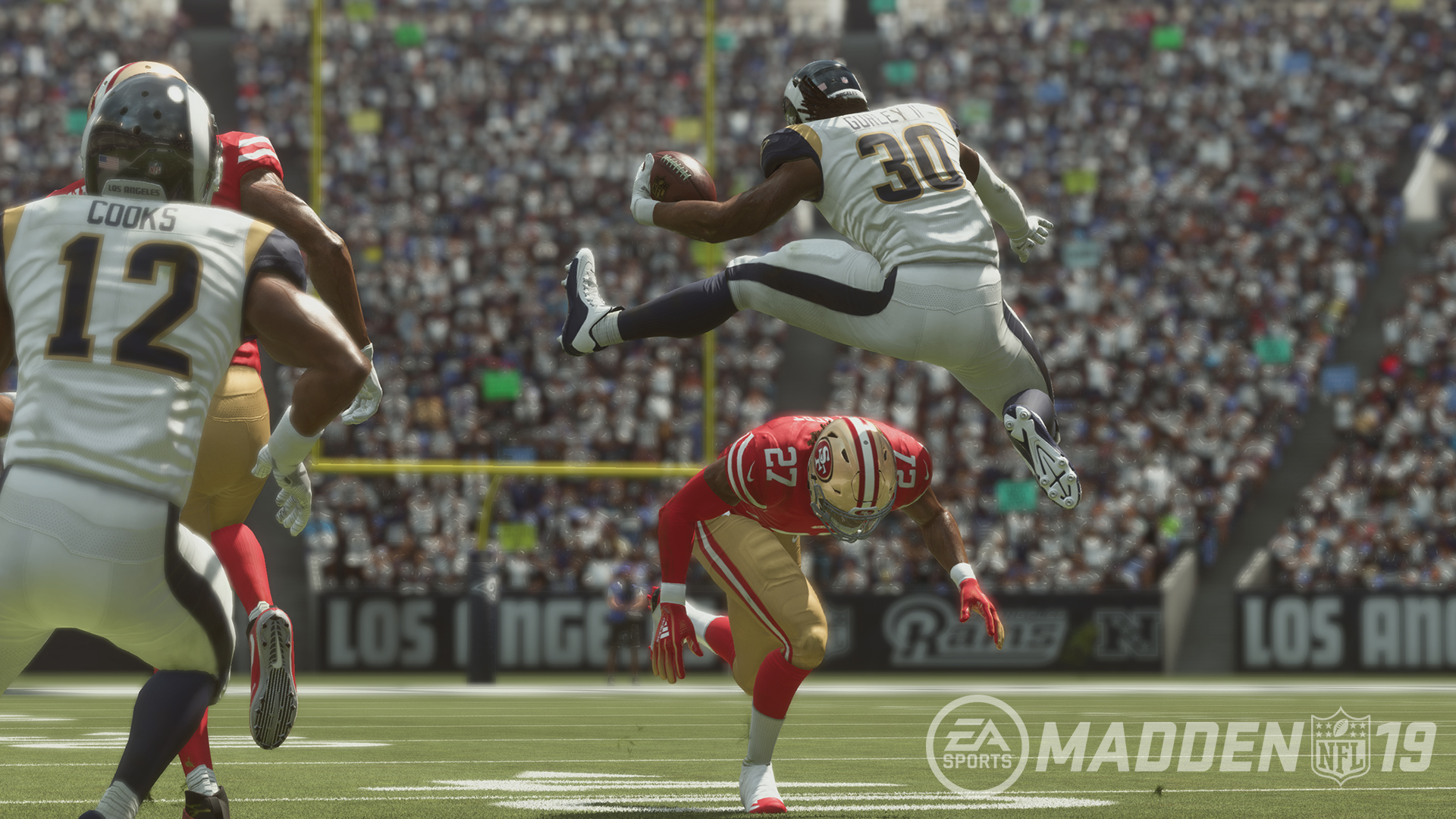 Today's Best Game Deals: Madden NFL & FIFA 19 $30 ea, Battlefield V Deluxe $72, more