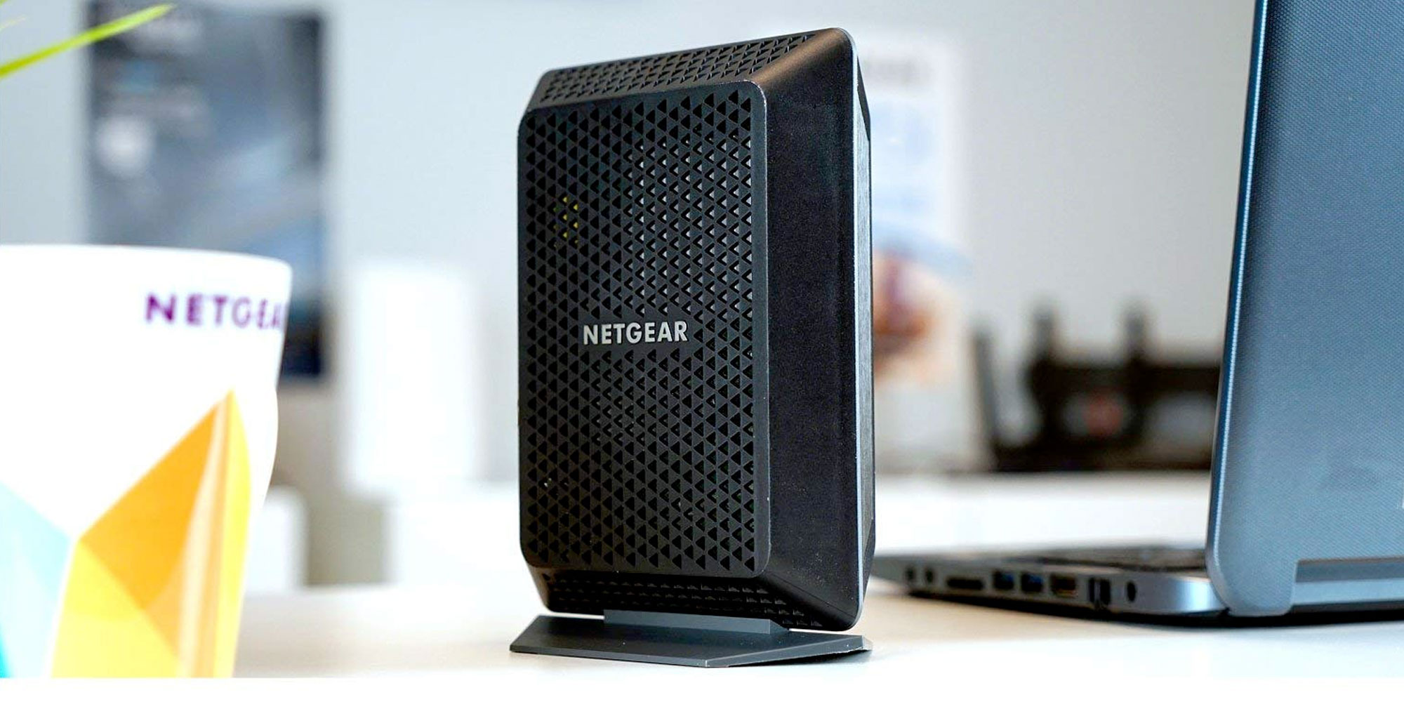 Kick cable rental fees to the curb w/ this NETGEAR DOCSIS 3.0 Modem: $80 (20% off)