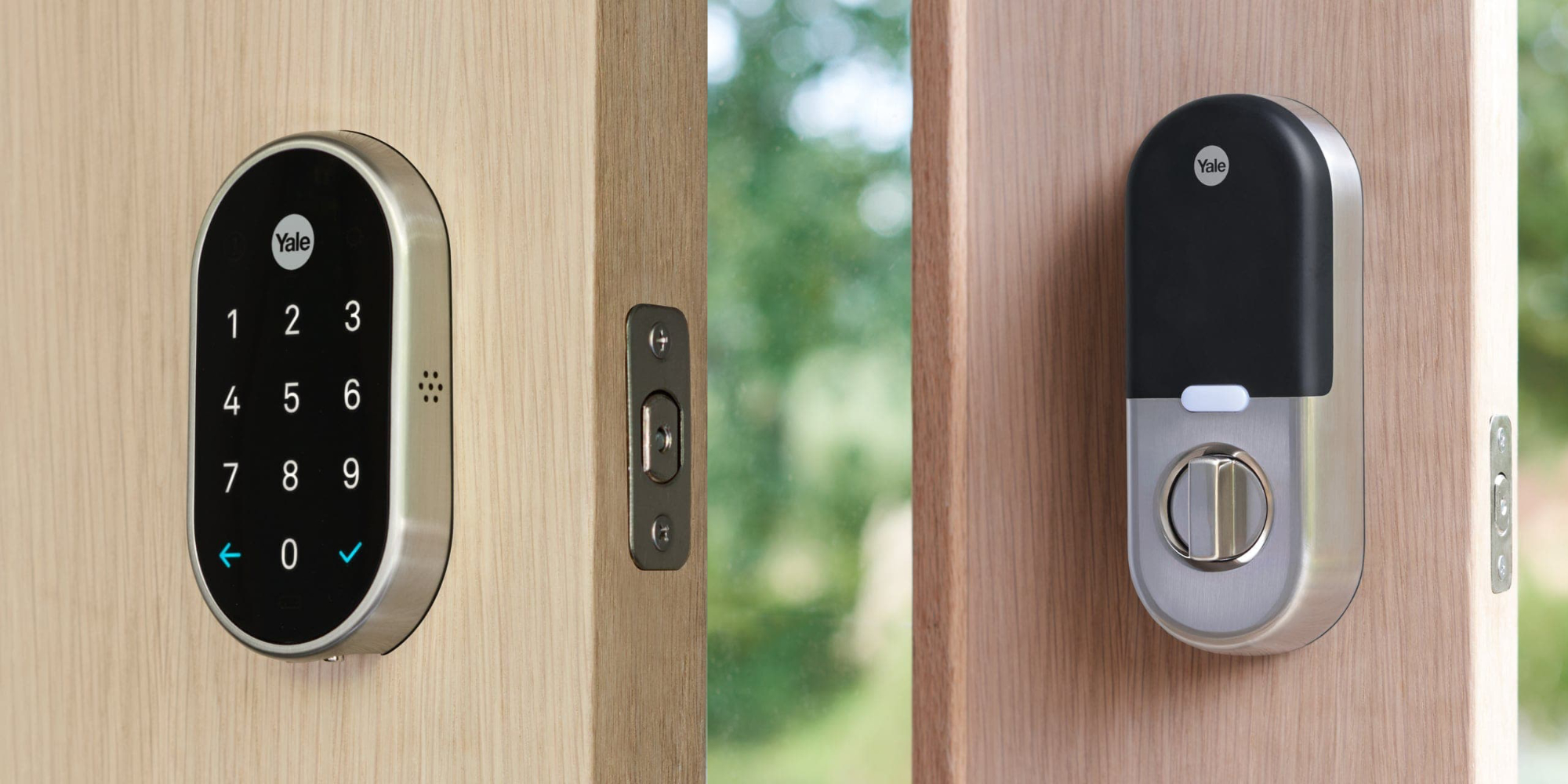 Nest X Yale Lets You Unlock Your Door W A Smartphone Or