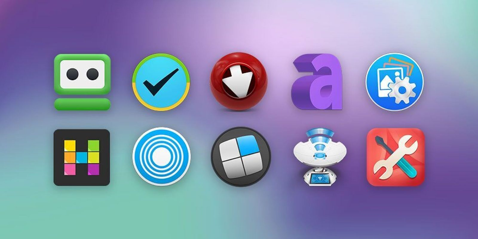 Pay what you want for 10 top Mac apps including 2Do (Up to $437 value)