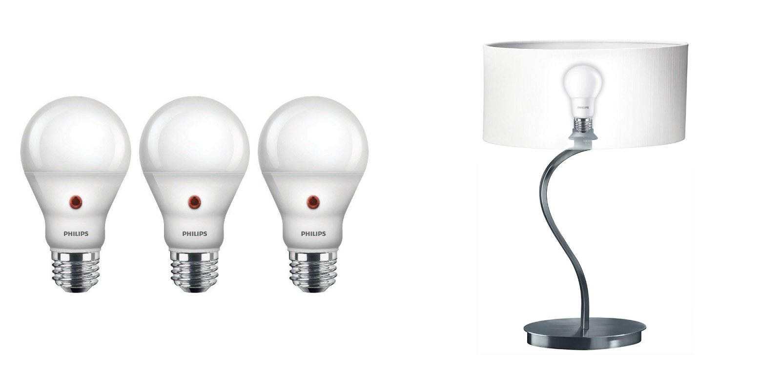 Philips Dusk To Dawn Led Bulbs Automatically Turn On Off 3 Pack At 17 50 Reg 25