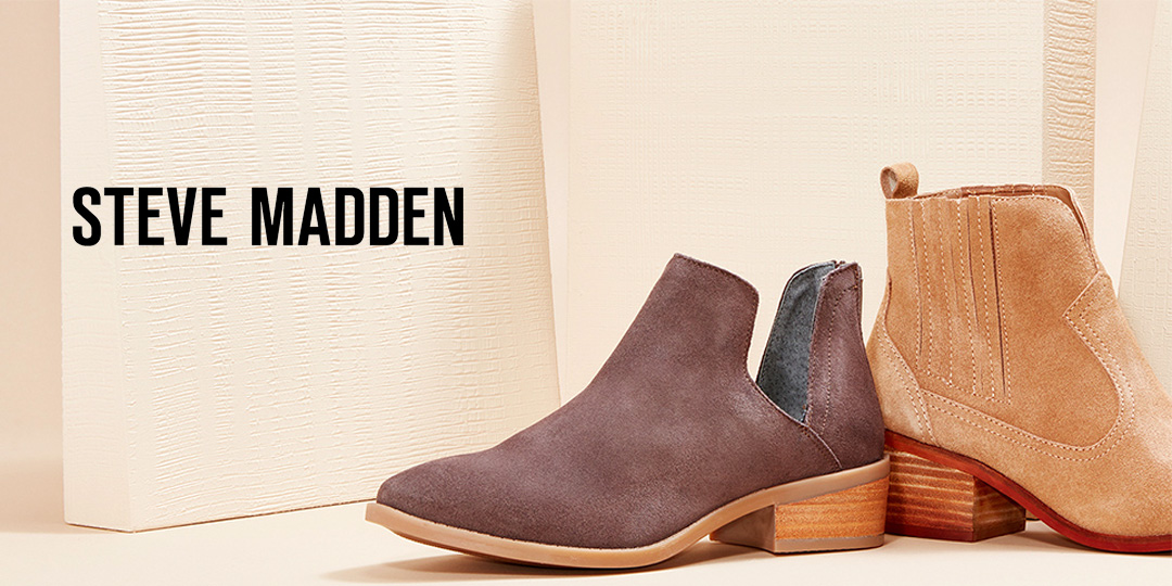 the best attitude 87c98 40a73 Hautelook's Steve Madden Sale takes up to 60% off boots ...
