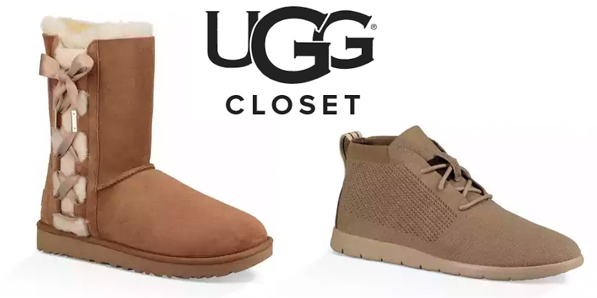 9c390cb5c2c The UGG Closet New Year Sale takes up to 50% off boots, sneakers ...