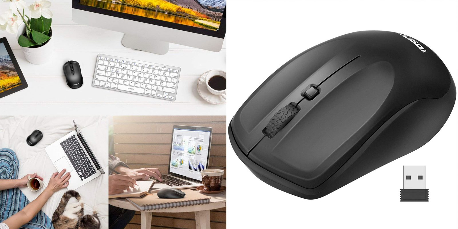 This $5 Prime shipped wireless mouse is a must-have for any laptop