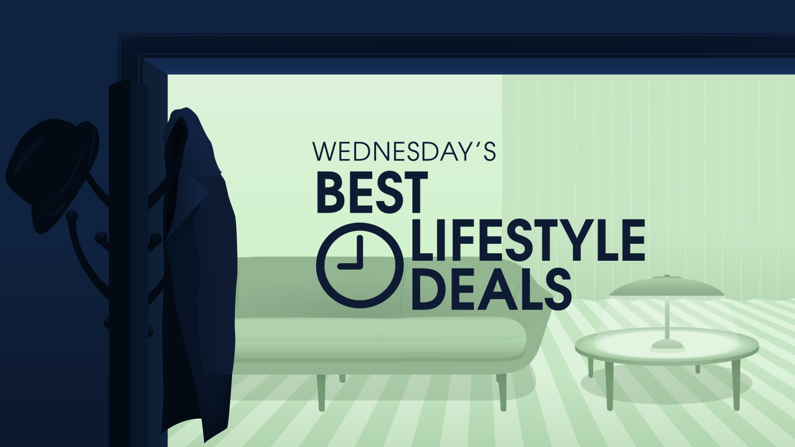 Wednesday's Best Lifestyle Deals: The North Face, Banana Republic, Keurig, more