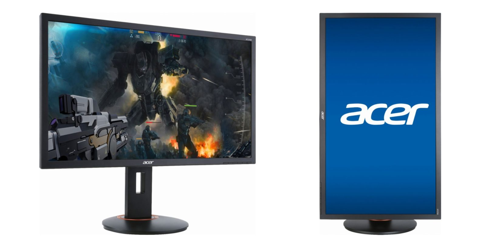 Step up your game w/ Acer's 27-inch 240Hz Monitor at $300 (Reg  up
