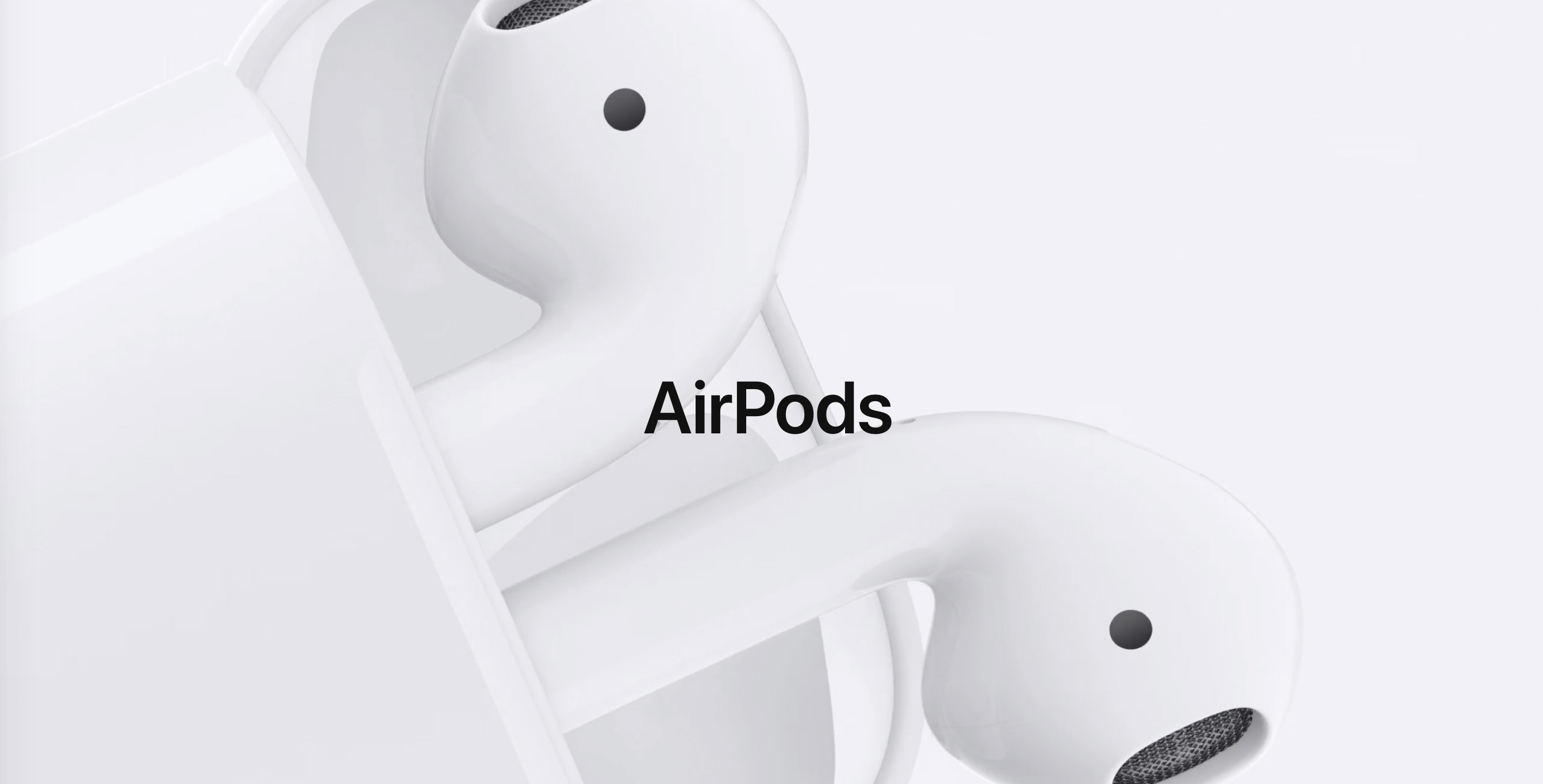 Apple's OG AirPods are on sale from $130 (Orig. $159)