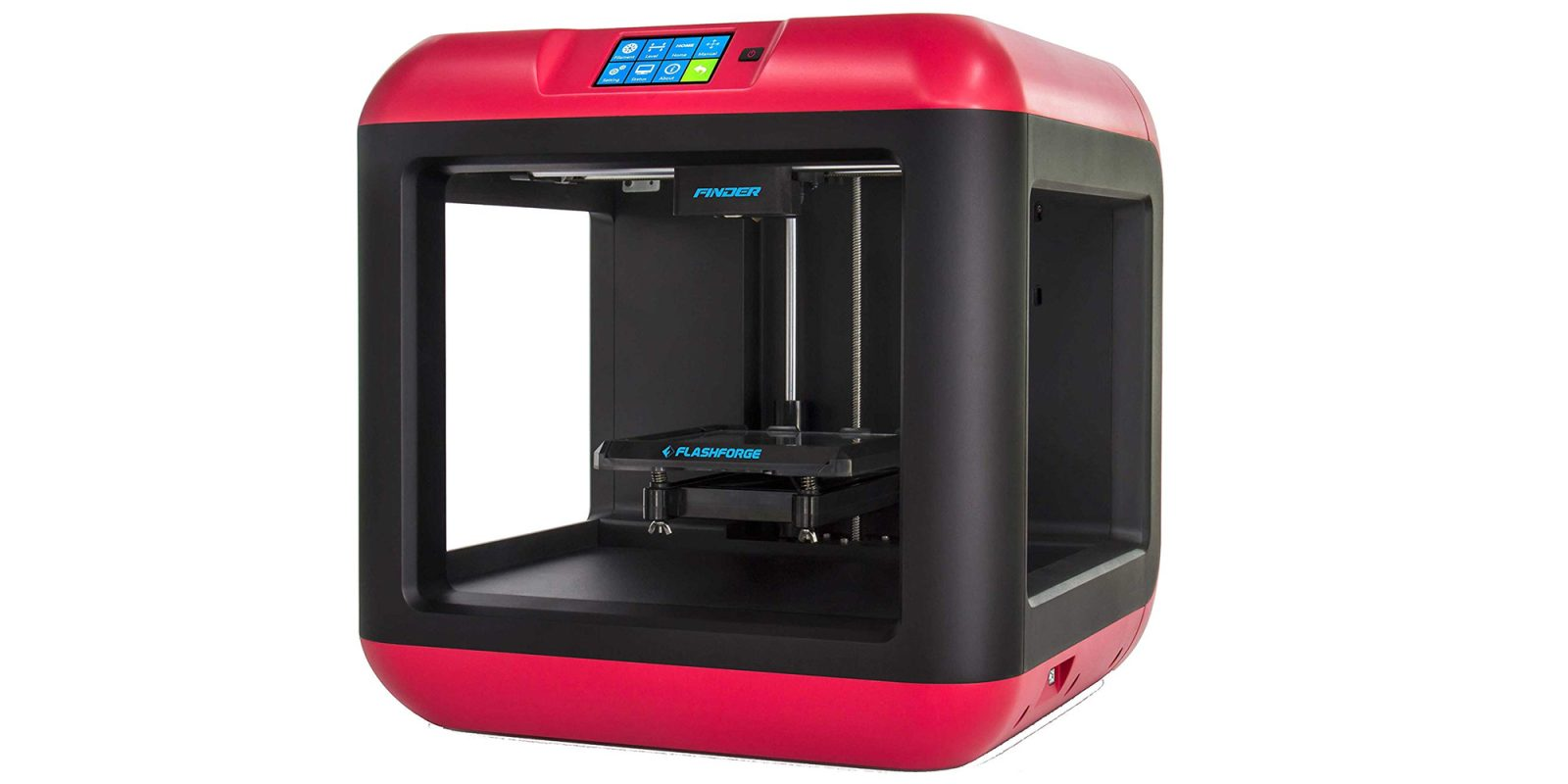 FlashForge's Finder 3D Printer has Wi-Fi control & more at new low of $299 ($100 off)