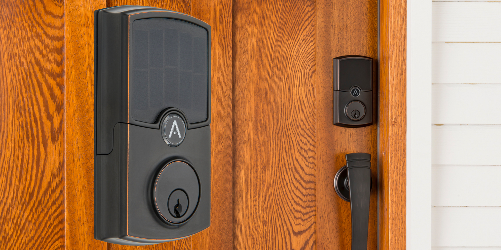 Hampton Debuts Its First Smart Lock Array With Built In