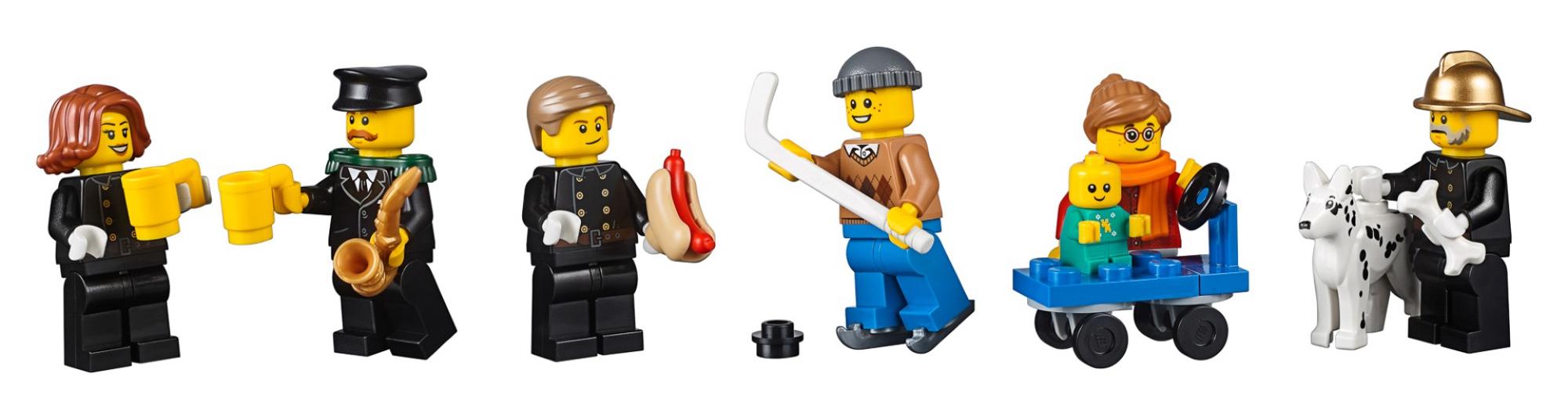Black Minifig Shovel Fire Man Fighter Garden Spade Accessory Lego Parts