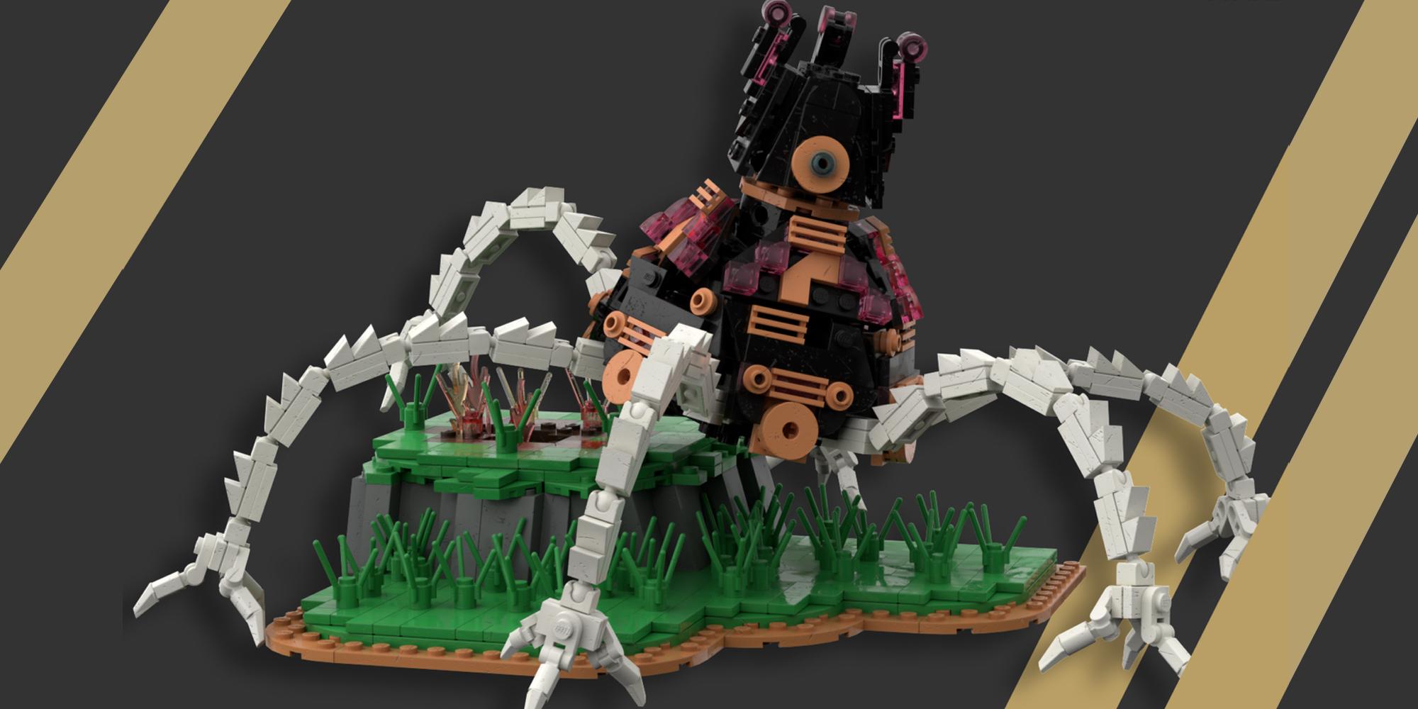 These LEGO Ideas builds headline September's best kits: Zelda