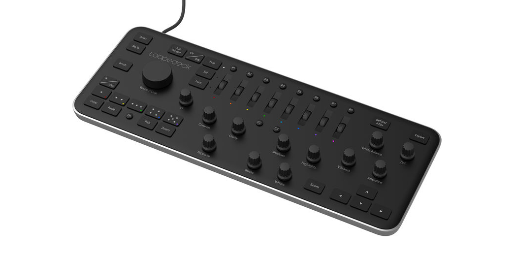 Loupedeck takes your photo editing to a new level for $129, today only (Reg. $180)