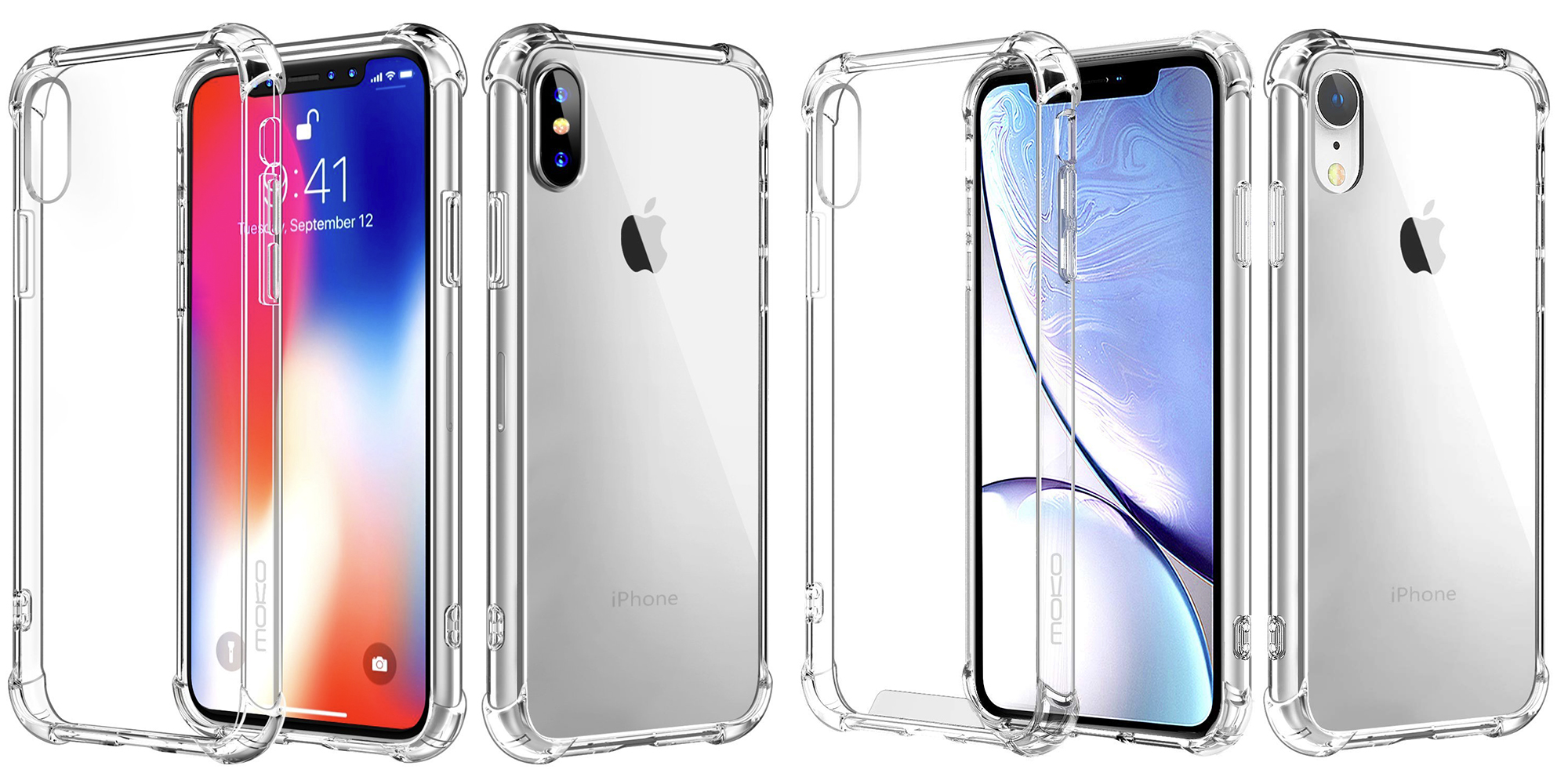 Outfit Your New Iphone Xs Max R With A Clear Case Bumper From 4