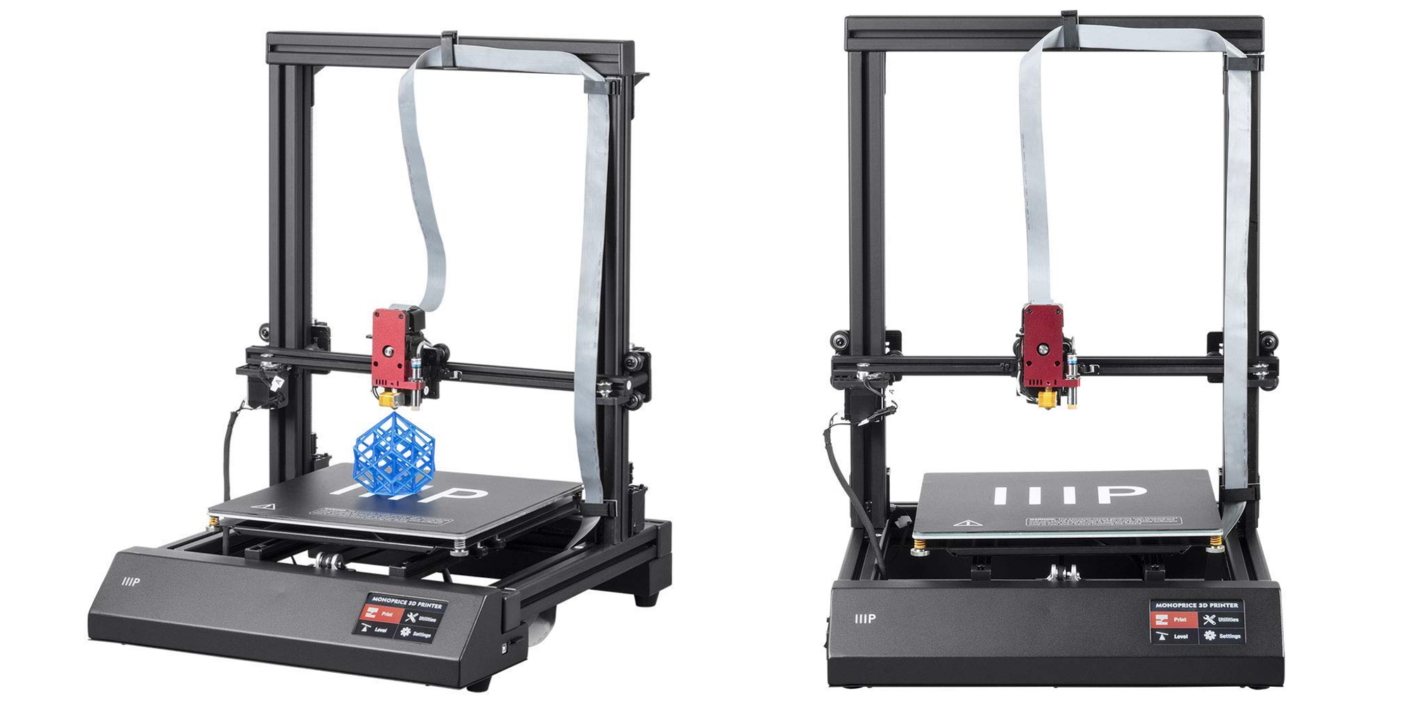 Monoprices Maker Pro 3d Printer Has An Auto Leveling Bed Is At A