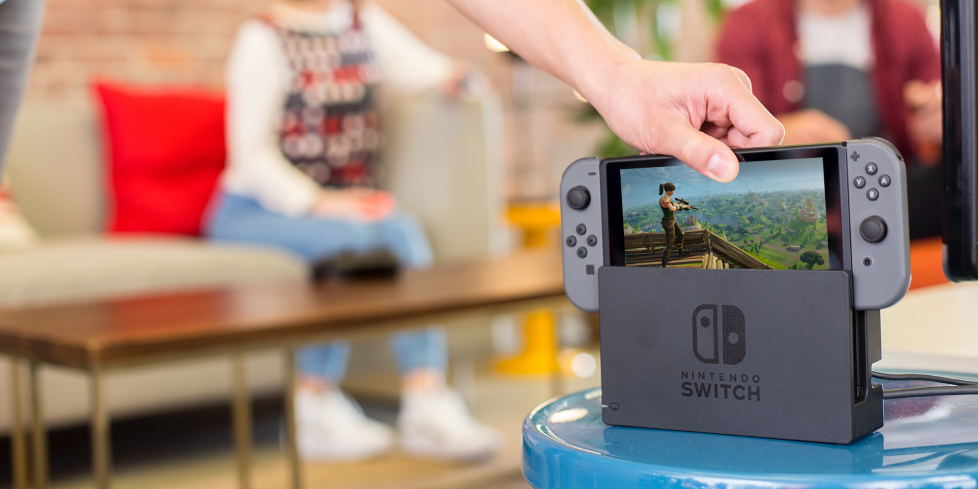 Nintendo announces Fortnite Switch bundle complete with V