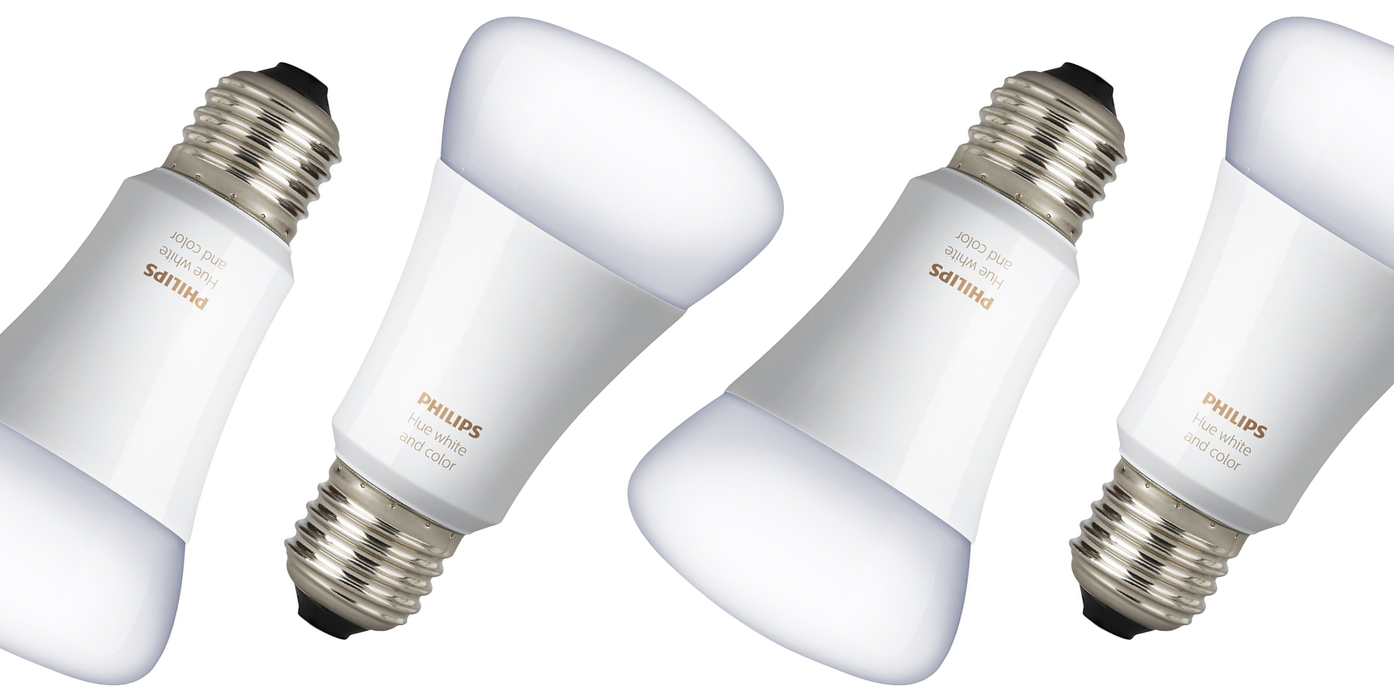 Philips Hue Color Led Light Bulbs Are At The Lowest Price