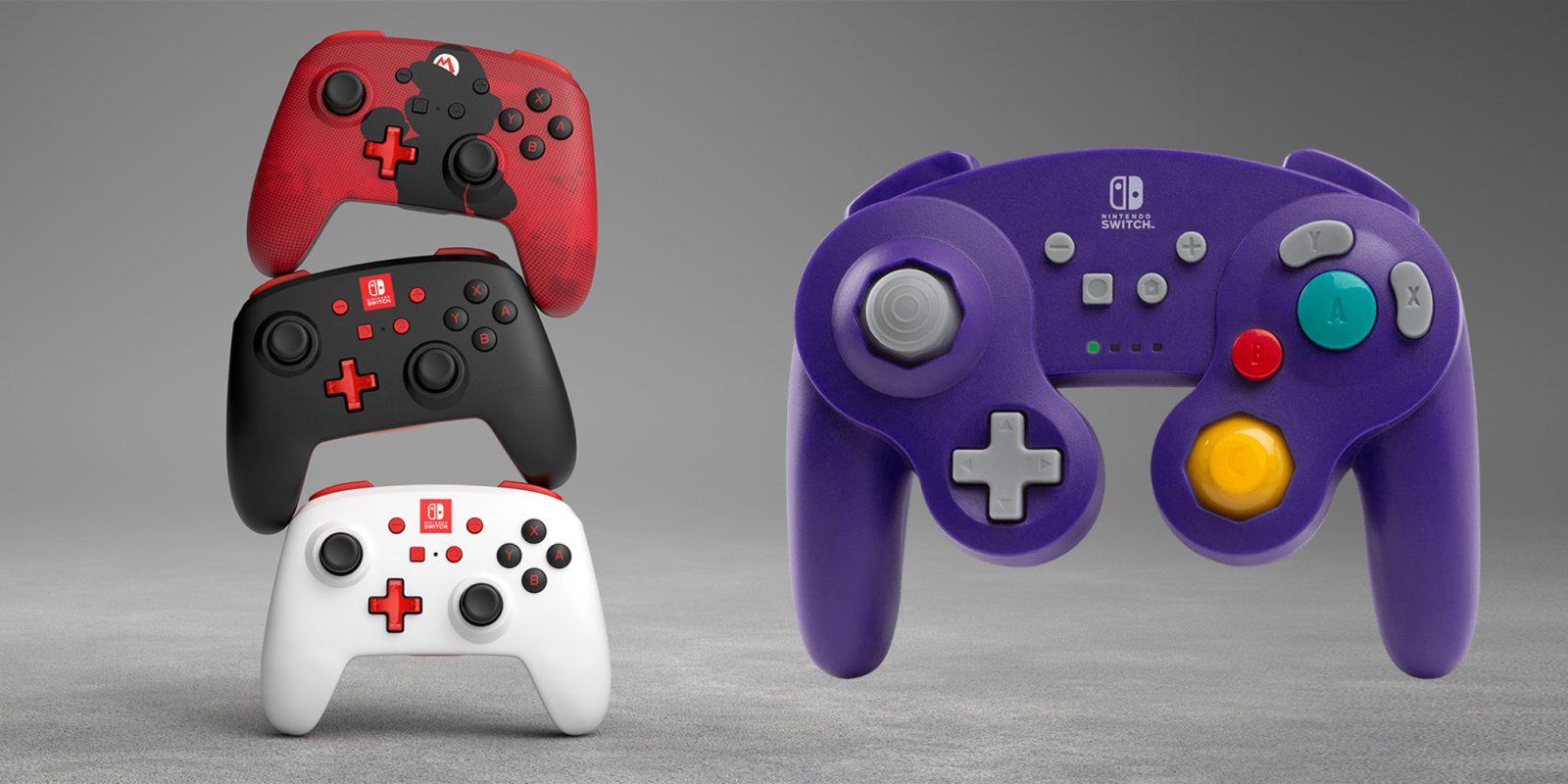 Powera Expands Lineup Of Nintendo Switch Gear W New