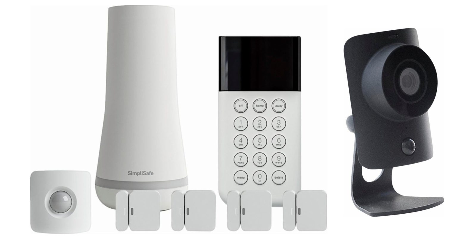 Simplisafe S Protect Home Security System W Camera Falls