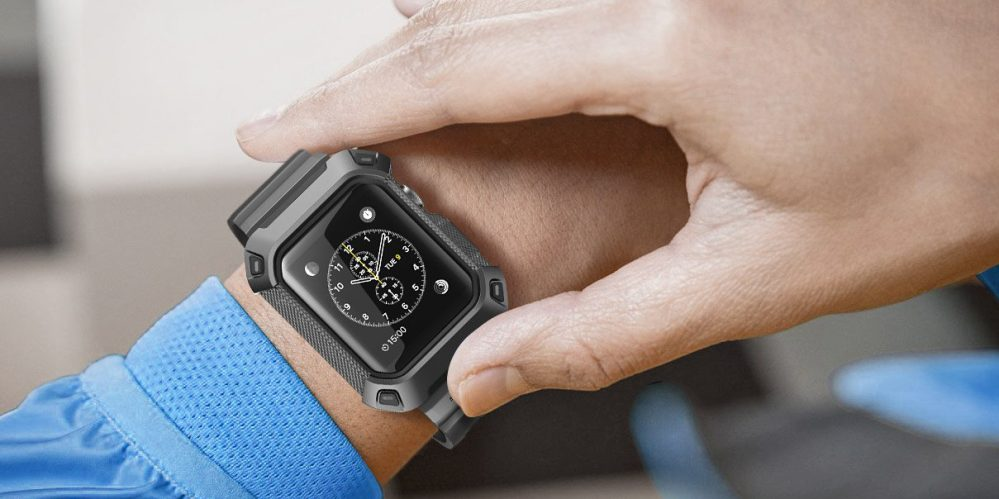 SUPCASE Ultra-Rugged Apple Watch Band
