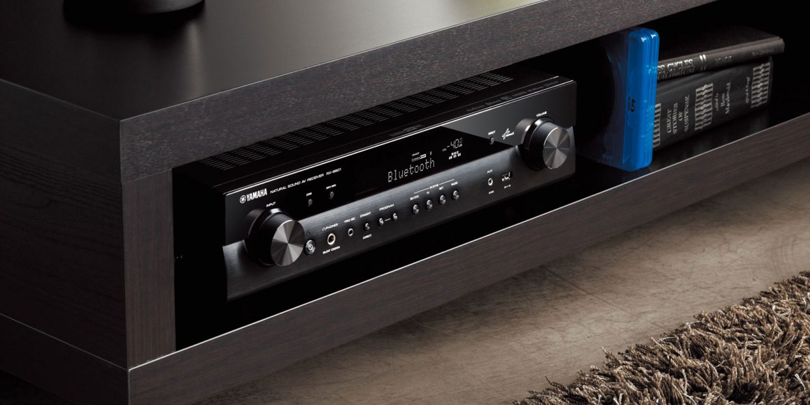 Save $260 on Yamaha's Slimline 5 1-Ch  AirPlay 4K A/V