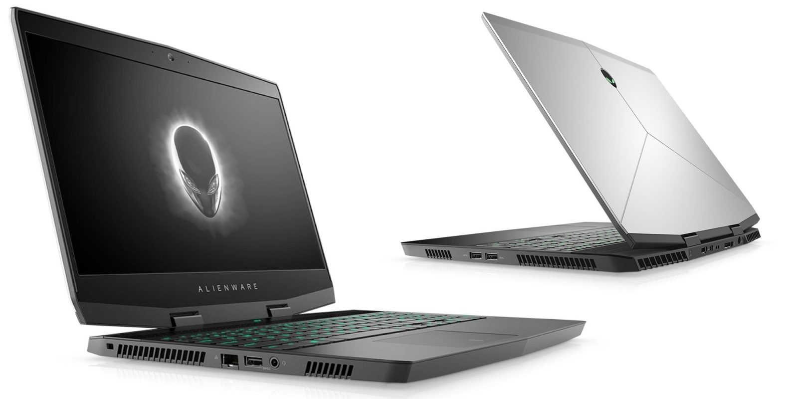 Dell's Alienware m15 laptop has the latest i7, GTX 1080