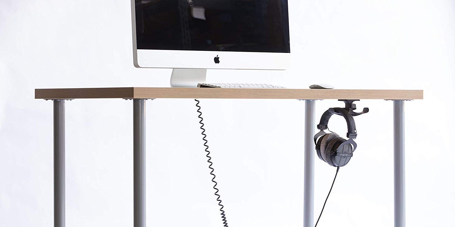 The must-have Anchor under-desk headphone mounts are now starting from $8 (Reg. up to $16)