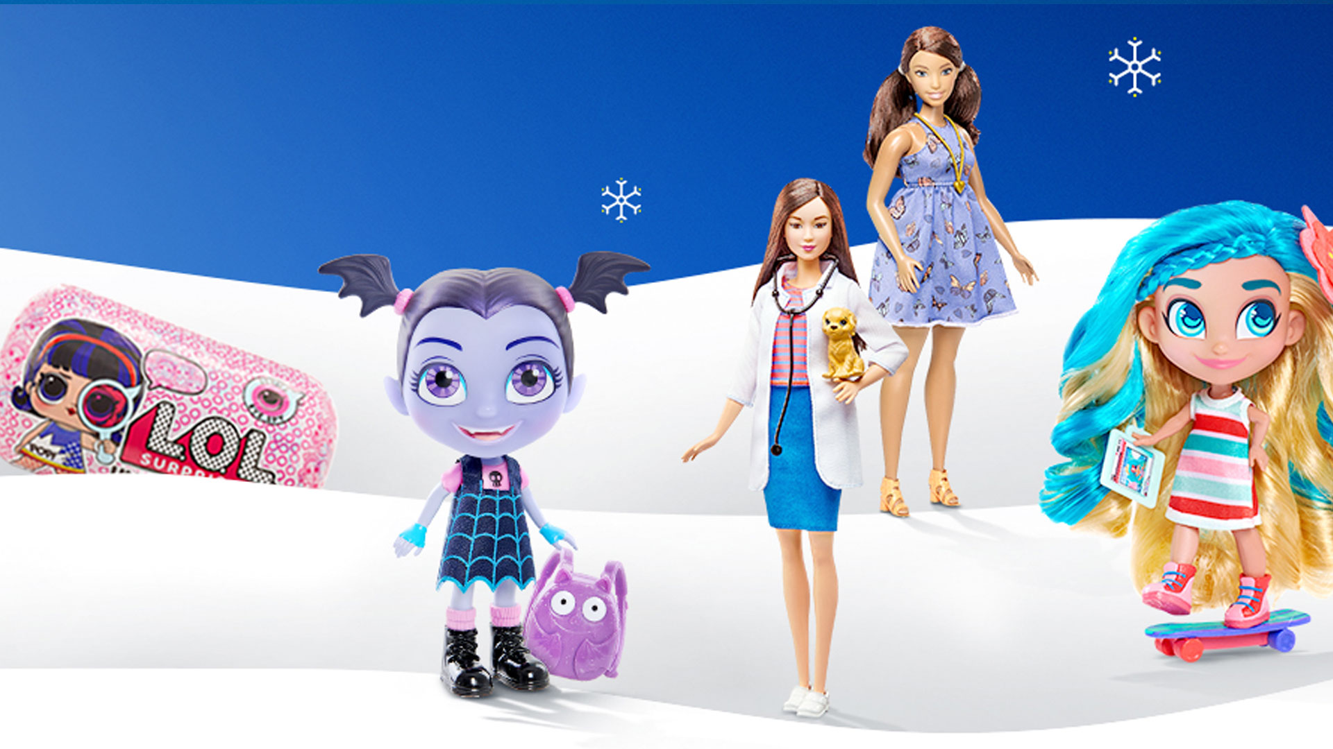 Best Buy Top Toys 2018 Dolls