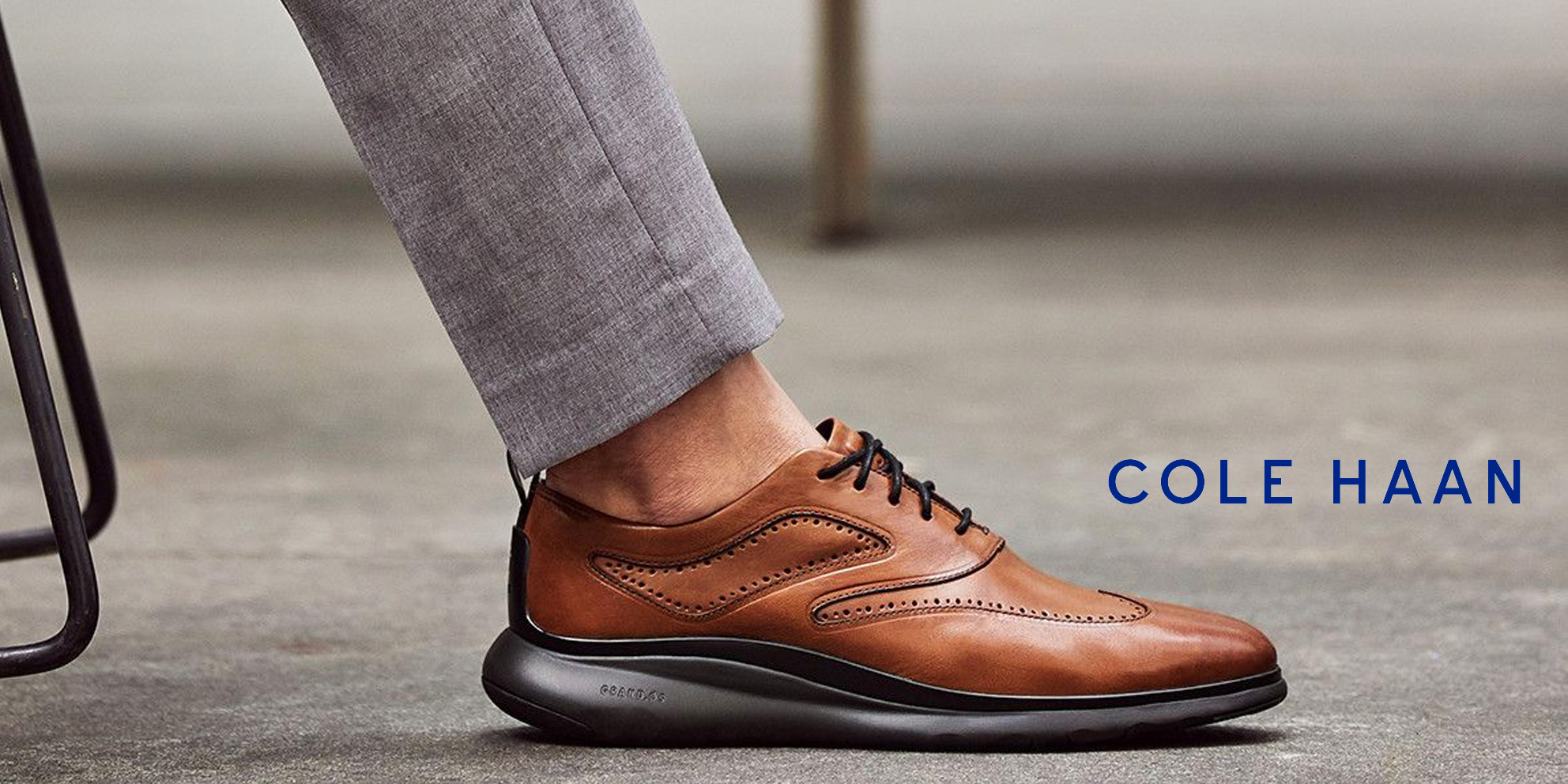Cole Haan's Memorial Day Event offers an extra 40% off all sale items + free shipping