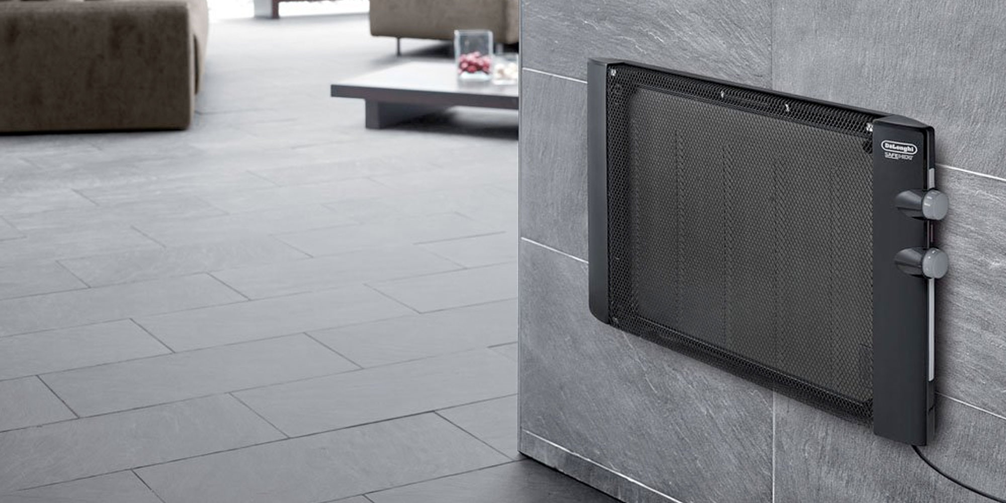 Warm an entire room w/ this 1,500W DeLonghi panel heater for $69 shipped