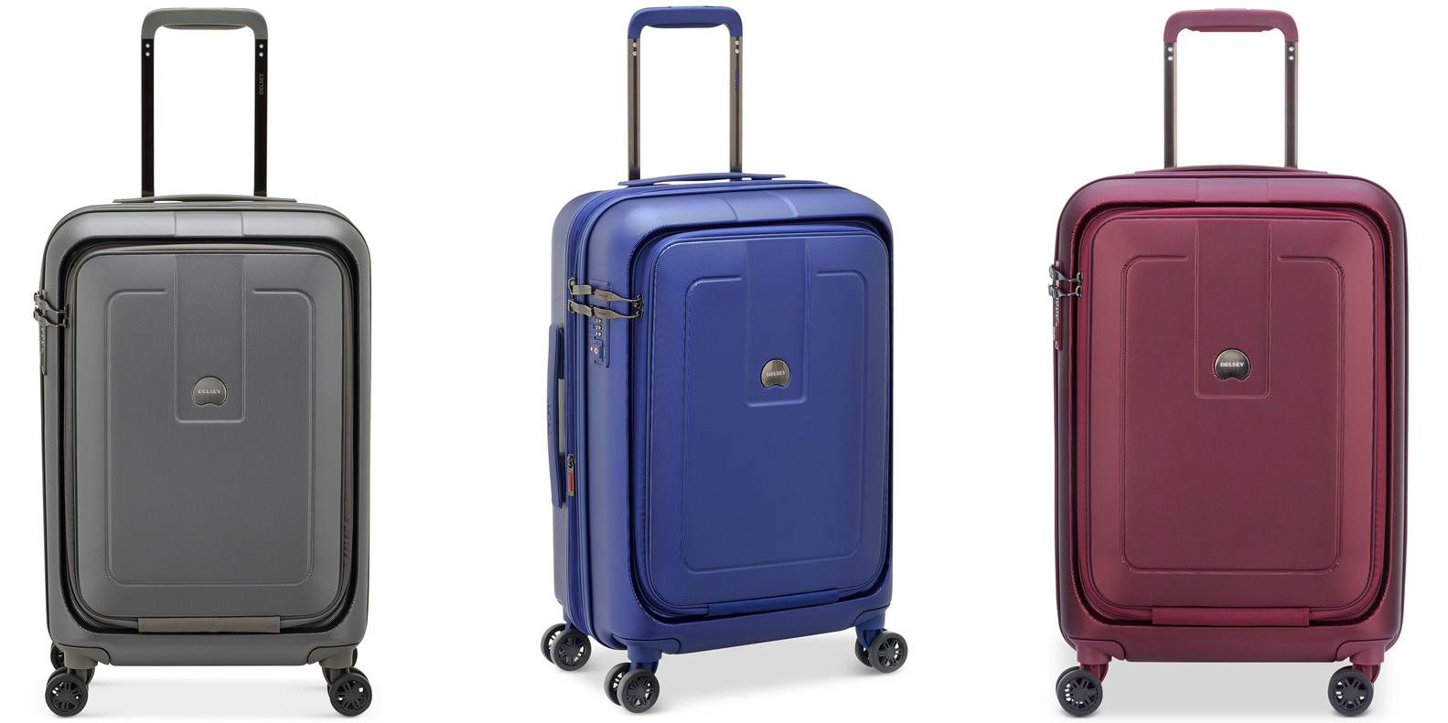 Get ready to jet set w/ the Delsey Helium Shadow Suitcase for $112 (Orig. $280)
