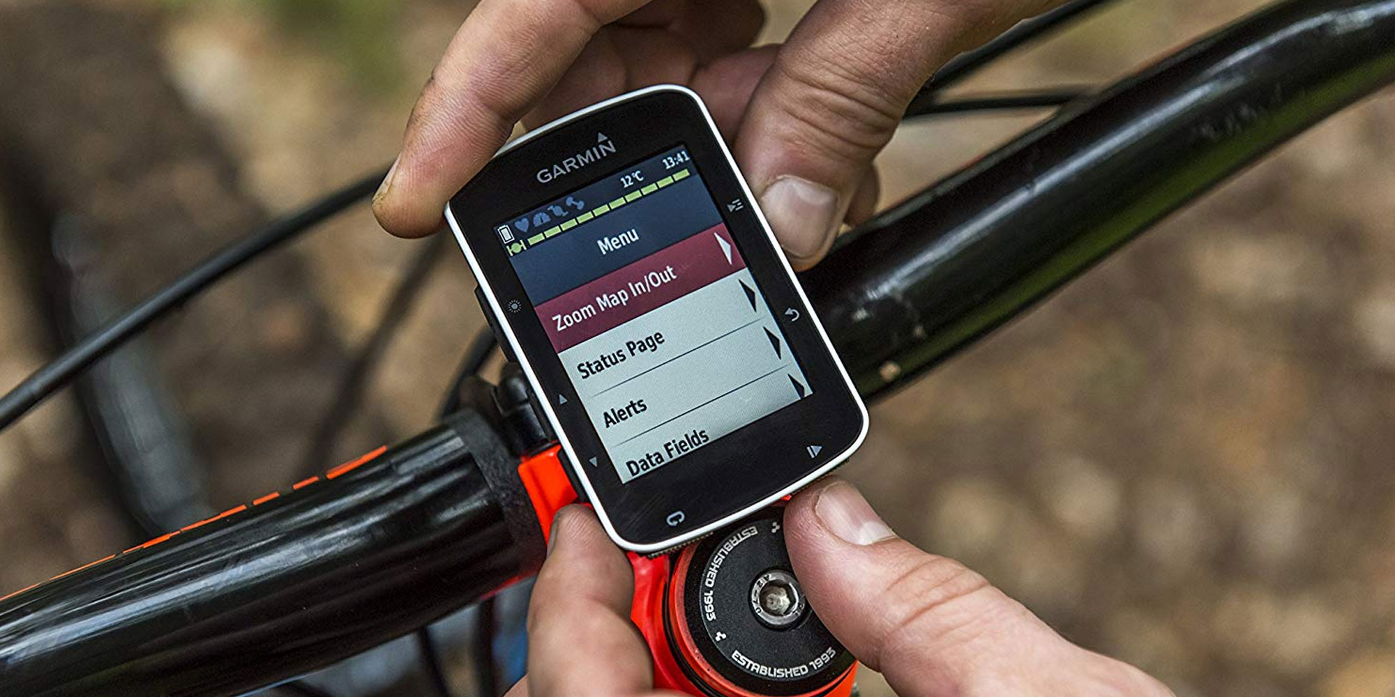 Track your ride, heart rate, more w/ Garmin's Edge 520 ...