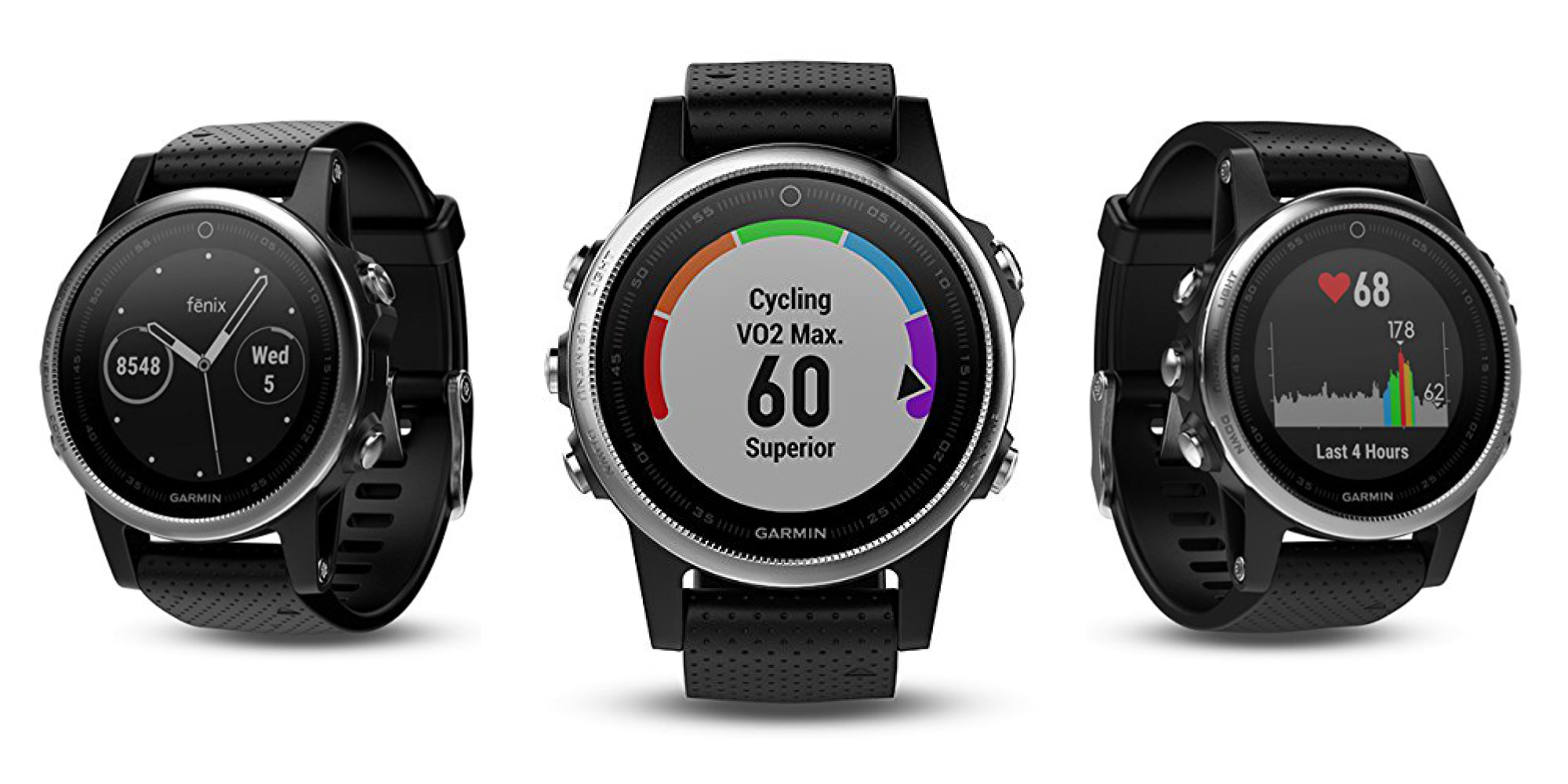 Garmin Fenix 5 – Black Friday and Cyber Monday Deals It will be game, set and match when you wear the Garmin Fenix 5 as this watch comes pre-loaded with a .