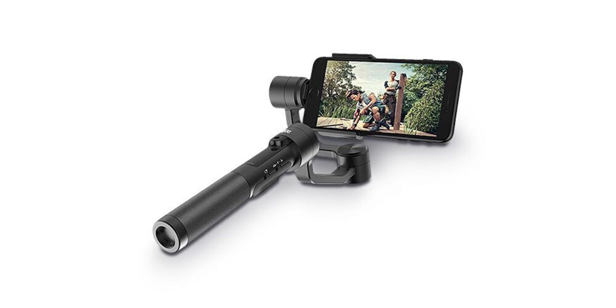 Take smooth videos with the Rigiet Smartphone Gimbal for $94 shipped