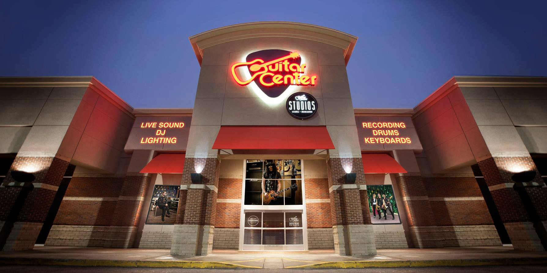 Guitar Center Black Friday