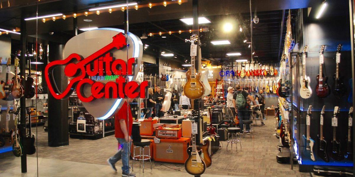 Guitar Center Black Friday