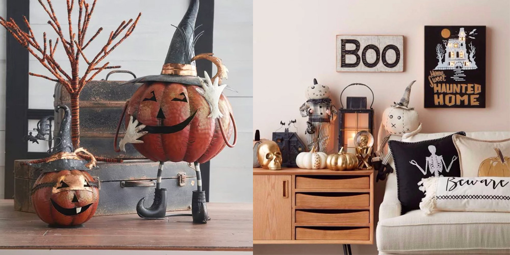 nordstroms new halloween shop is full of festive decor from 10 to refresh your home
