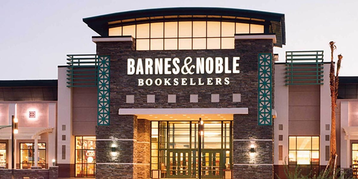 Barnes Noble Black Friday 2018 Storefront