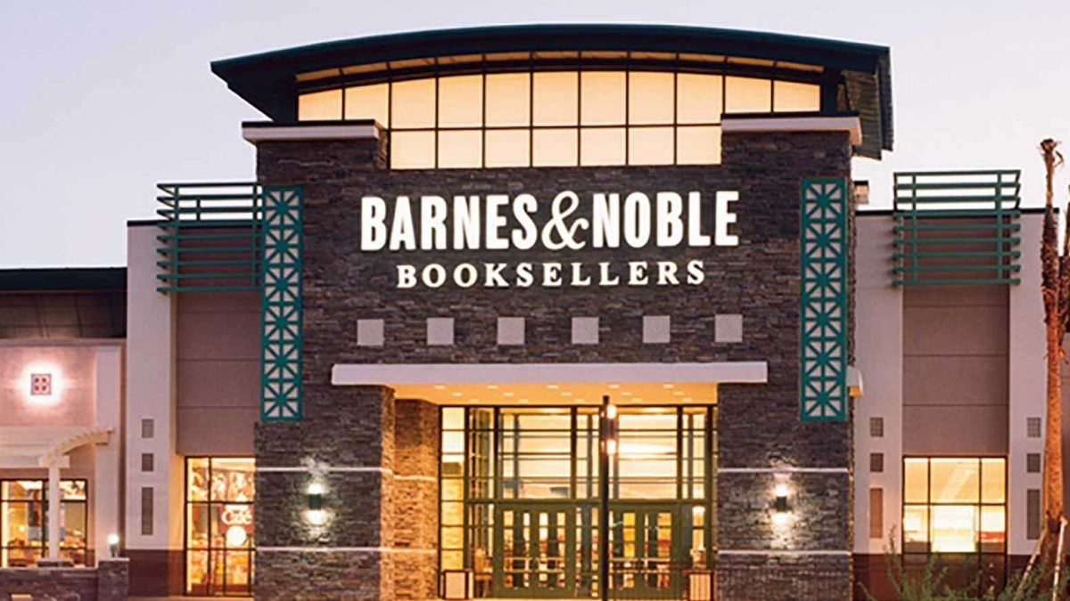 Barnes Noble Black Friday 2018 Storefront