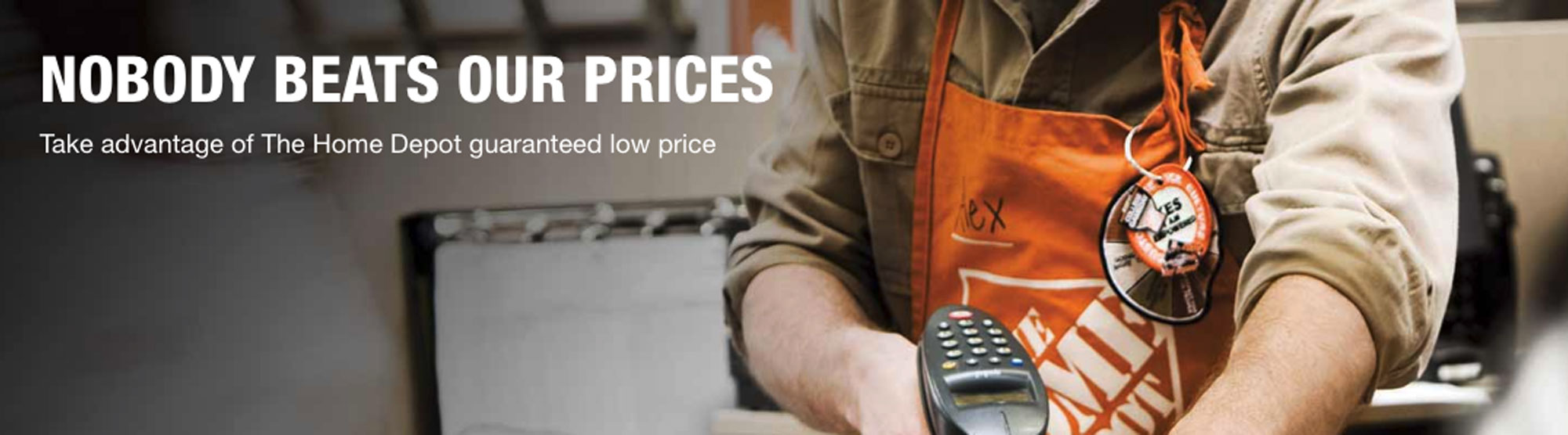 Home Depot Black Friday 2018 Price Match