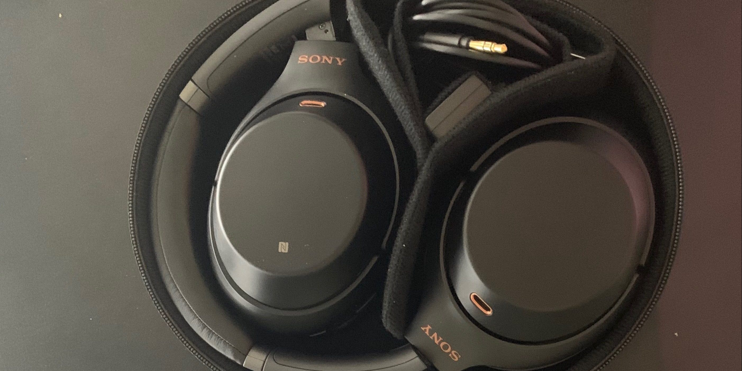 Enjoy music without distractions w/ Sony's XM3 noise