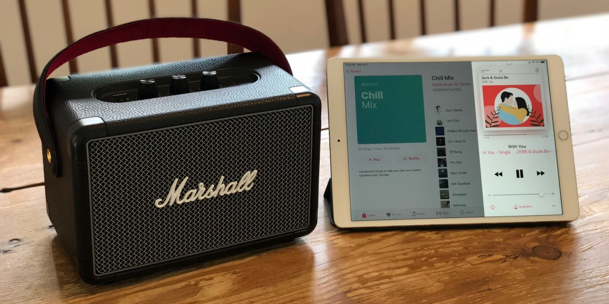 Marshall Kilburn II Bluetooth Speaker Review