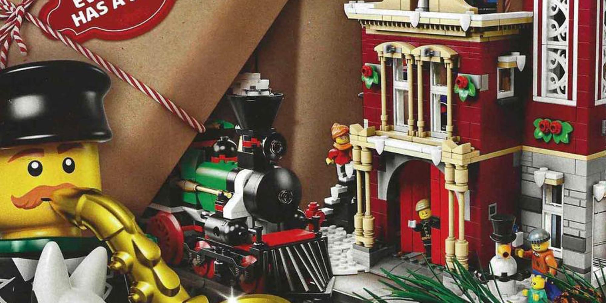 LEGO 2018 Christmas Catalog