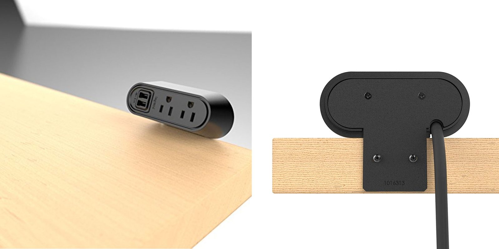 Get power where you need it: This charging station has two 3.1A USB ports & more for $24