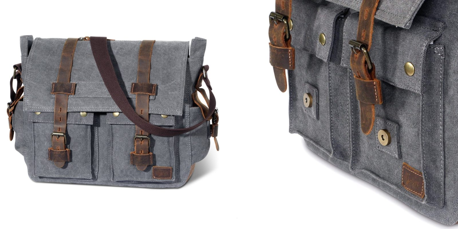 d4dd8d6994 Fit a 15-inch MacBook Pro   much more in this highly-rated messenger bag    26 (30% off)