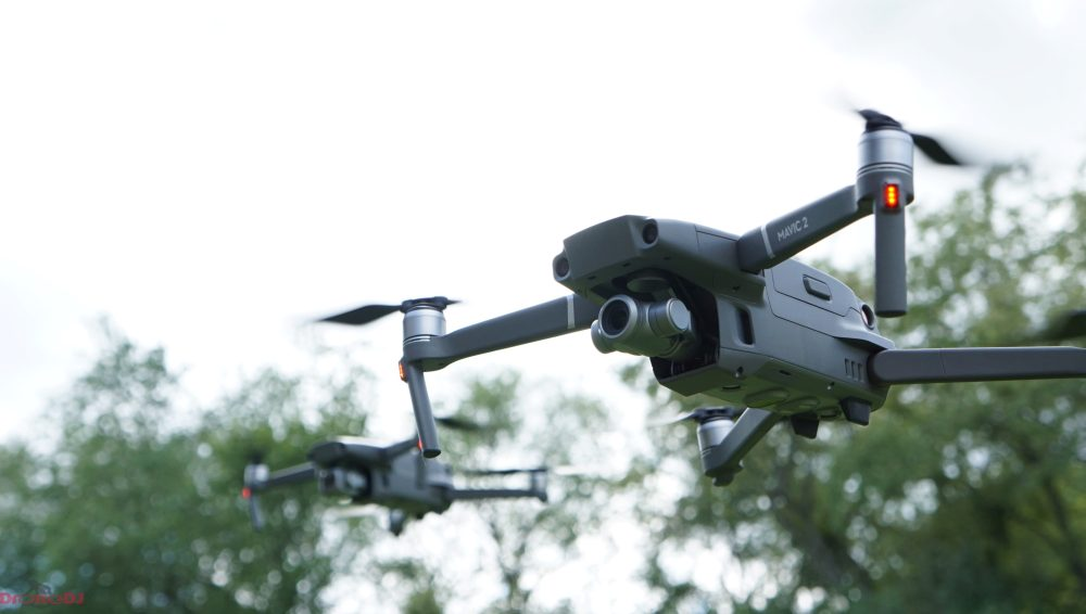 Save $100 on the latest DJI Mavic 2 drones, today only ...