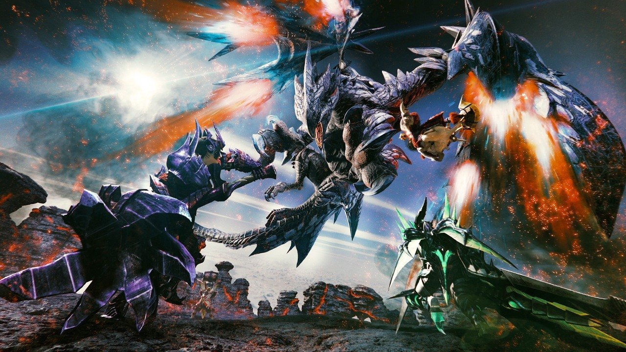 Today's Best Game Deals: Monster Hunter Generations Switch $40, Nioh $20, more