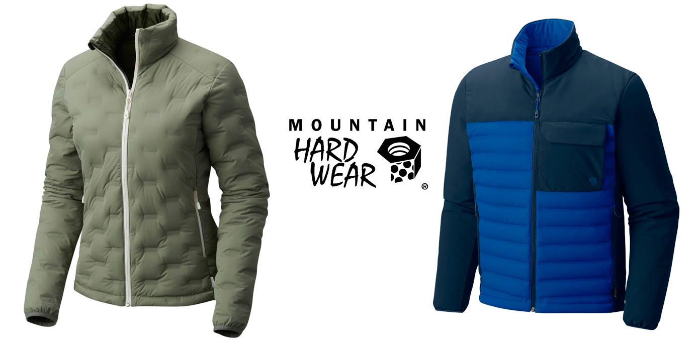 Mountain Hardwear's gearing you up for summer with 25% off sitewide & jackets from $38